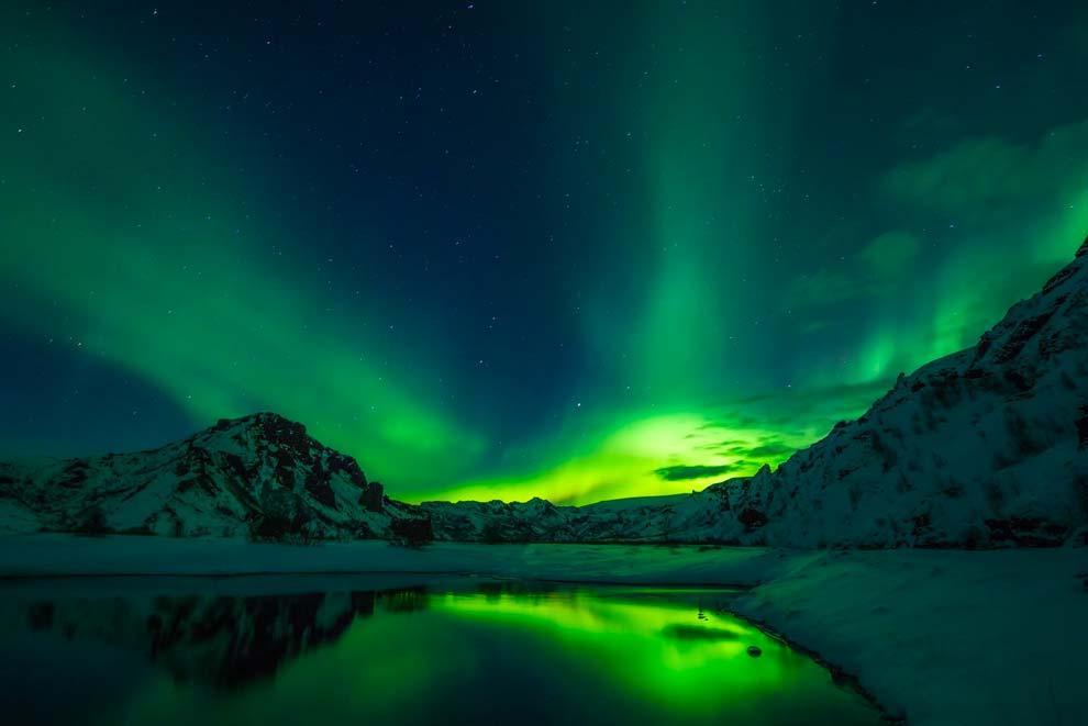 Incontro con l'Aurora Boreale - Nord Europa Tour