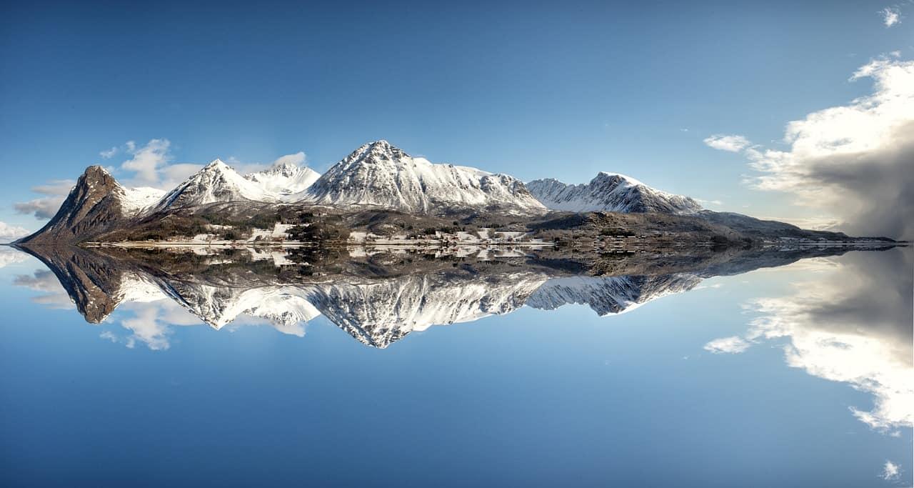 Fiordi sul Cammino di Sant'Olav Foto di Markus Christ da Pixabay