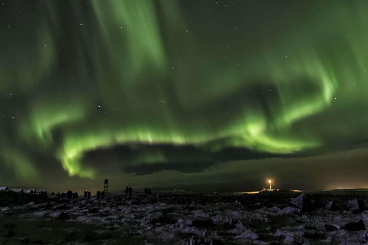 i suoni e i miti dell'Aurora Boreale