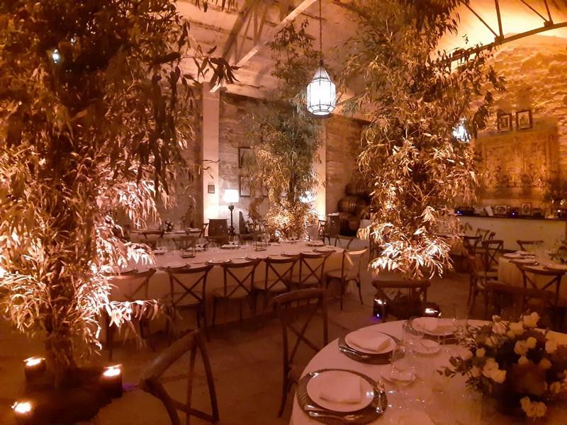 Jerez de la Frontera Bodegas Álvaro Domecq (Jerez) Salón de bodas