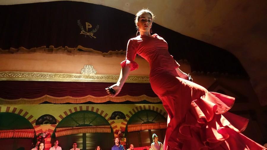 Flamenco in Andalusia Foto di byungjei Lim da Pixabay