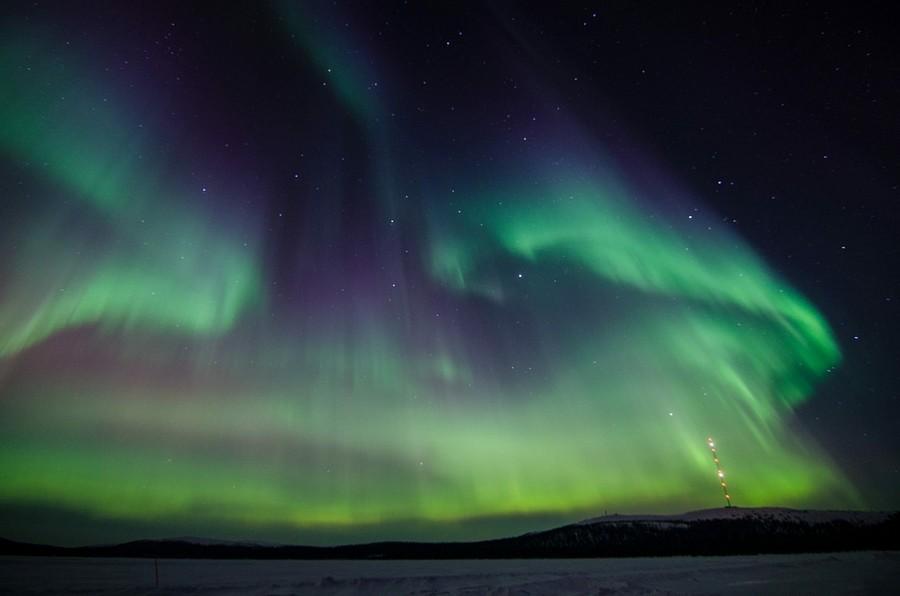 Incontro con l'Aurora Boreale Foto di Janina Bienkowski da Pixabay