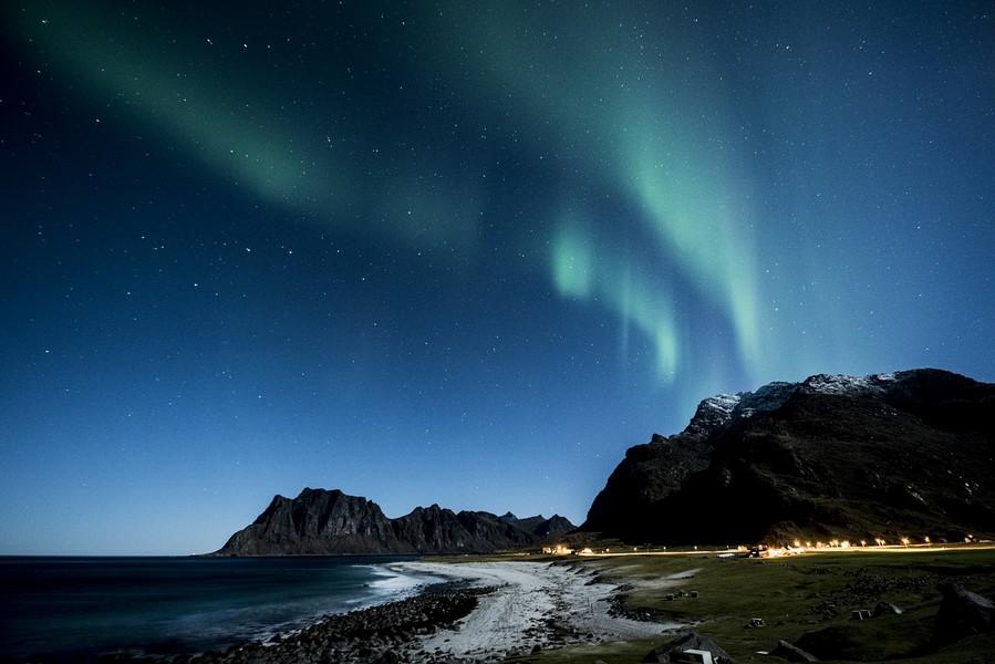 Incontro con l'Aurora Boreale Foto di Manolo Franco da Pixabay