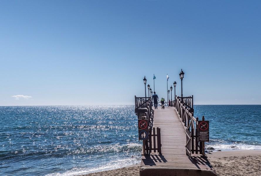 Andalusia - Malaga Foto di Manolo Franco da Pixabay