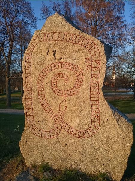 Percorso culturale di Skaraborg Pietre runiche Foto di Per-Johan Fjellström da Pixabay