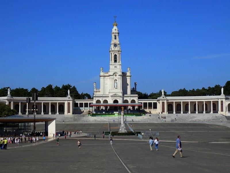 Santuari di Fatima: Nostra Signora del Rosario