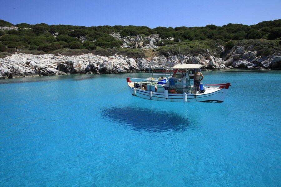 Evia l'Isola dei Greci Foto di manos xanthoulis da Pixabay