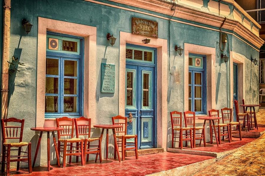Isole della Grecia Covid free Foto di analogicus da Pixabay