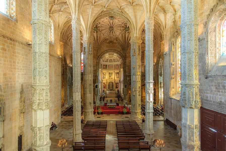 Monastero Dos Jeronimos Foto di Gerhard Bögner da Pixabay