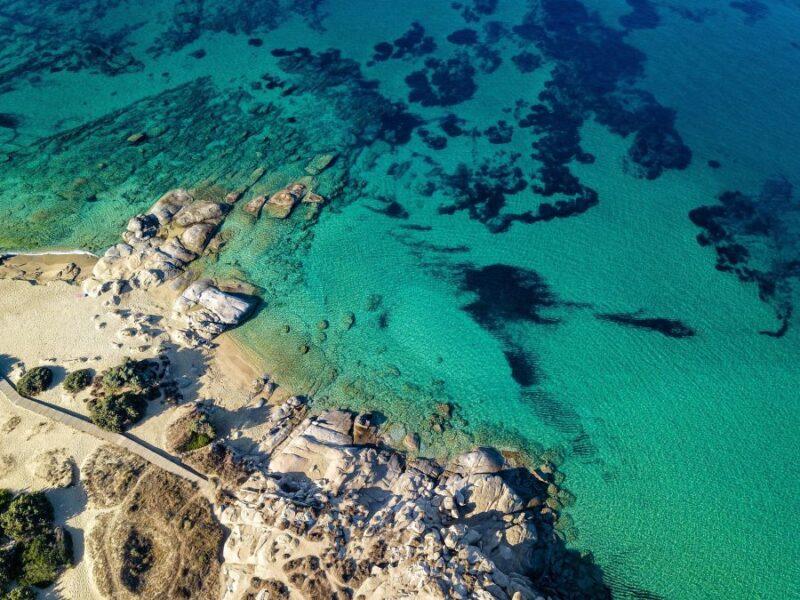 Isole della Grecia visitate con Elysium Elixir Boutique Cruises