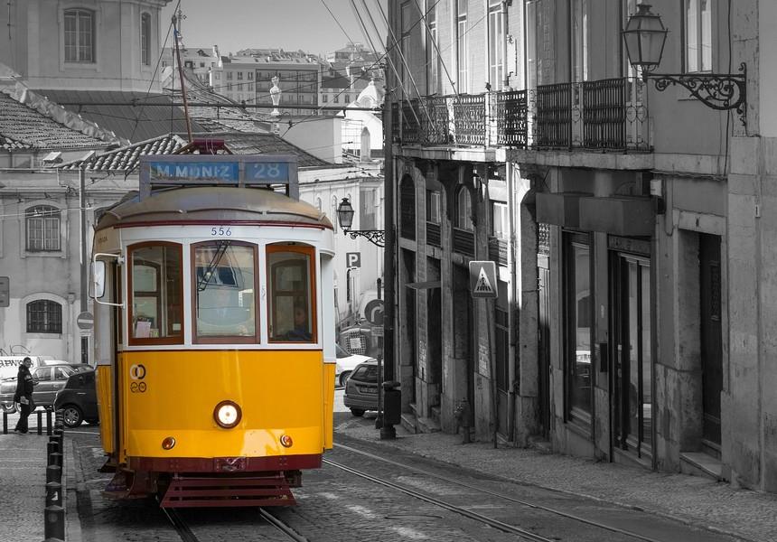 Tram 28 Foto di Ilse Meister da Pixabay