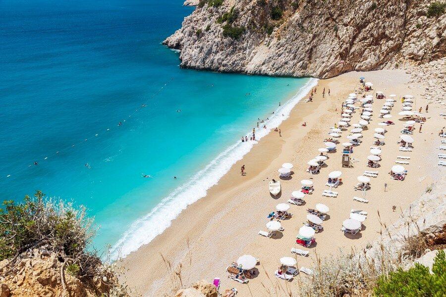 Come spostarsi in Grecia estate 2021 distanziamento sociale in spiaggia