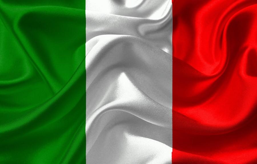 Ingressi in Croazia e rientro in Italia - Bandiera Italiana Foto di DavidRockDesign da Pixabay