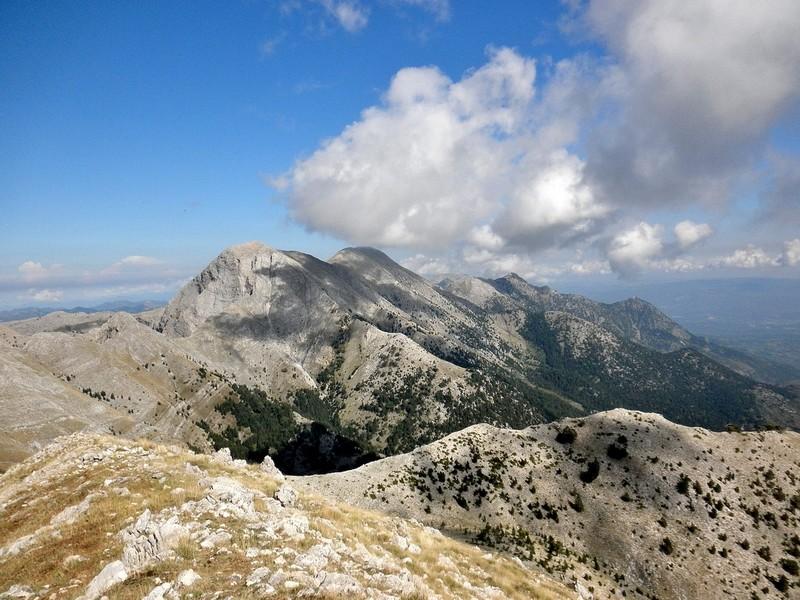 Mani Grecia sul Taigeto il monte più alto del Peloponneso Foto di panvarv da Pixabay