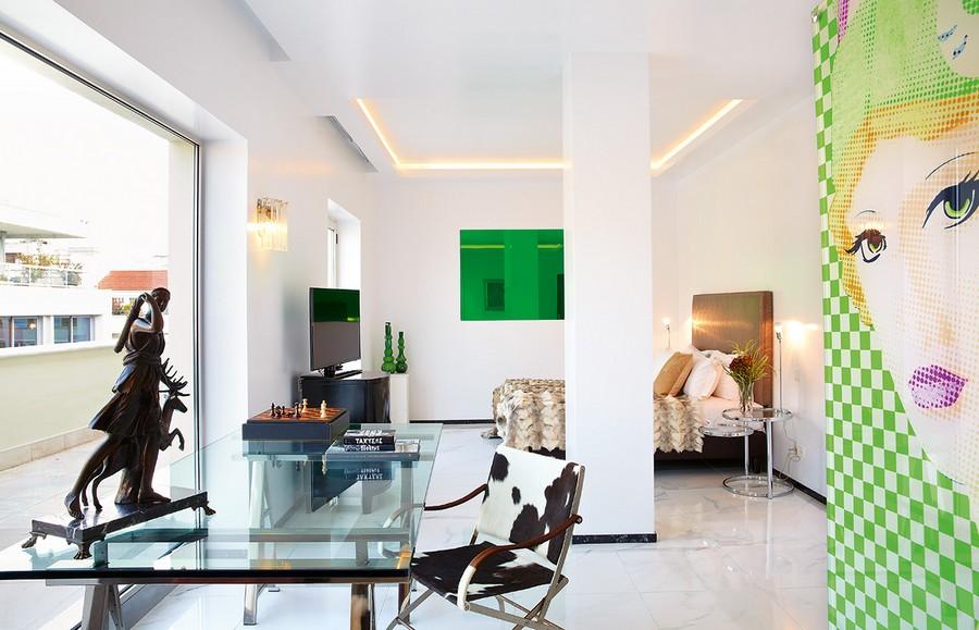 Hotels particolari di Atene Pallas Athena
