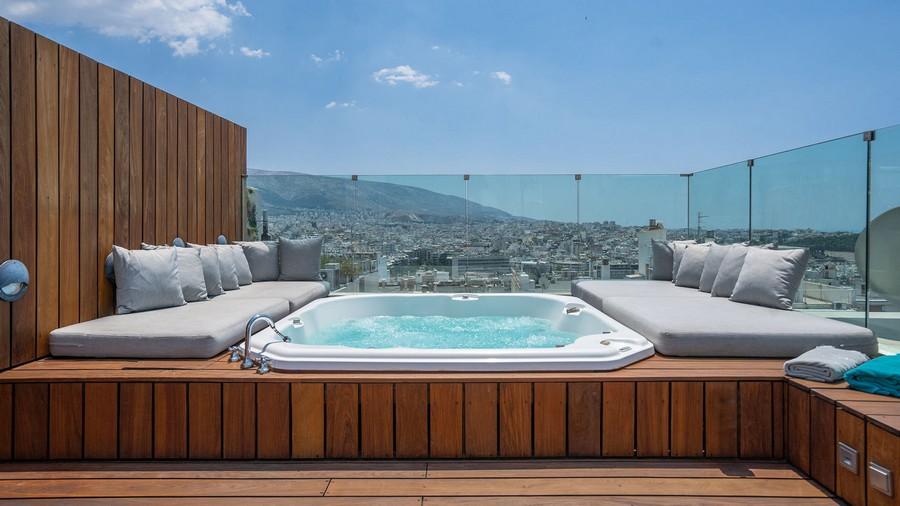 Hotels particolari di Atene Periscope