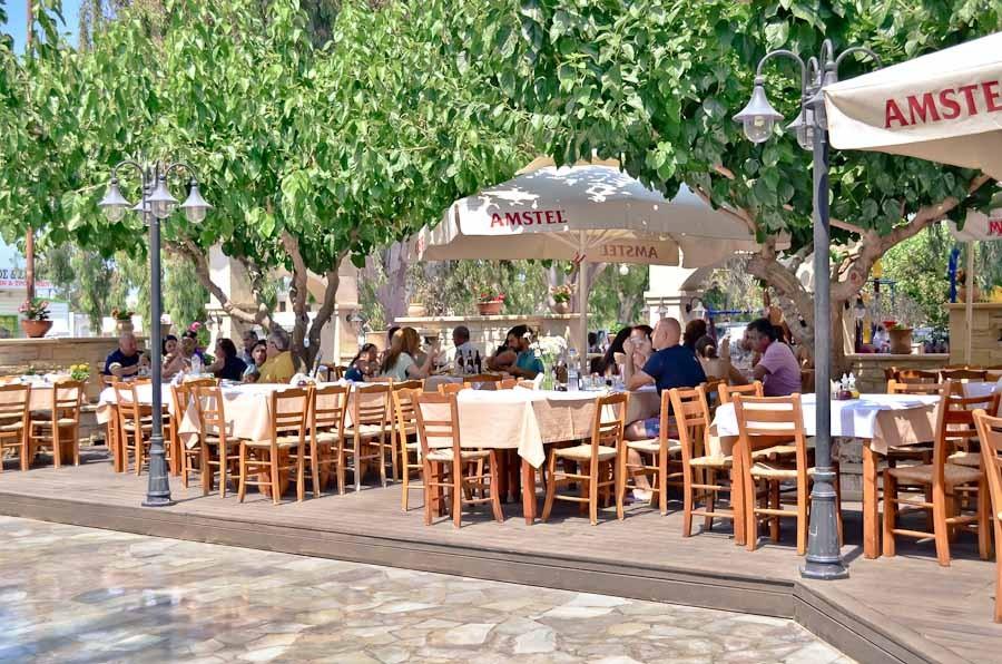Ristoranti di Creta - Taverna Zisis foto di Taverna Zisis