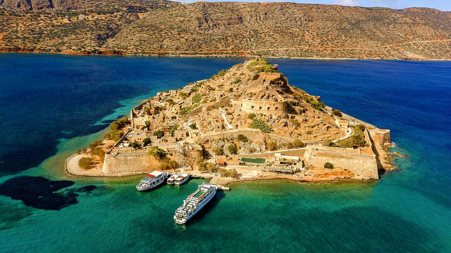 Ristoranti di Creta Spinalonga Taverna Foto di ERROR_420 da Pixabay109