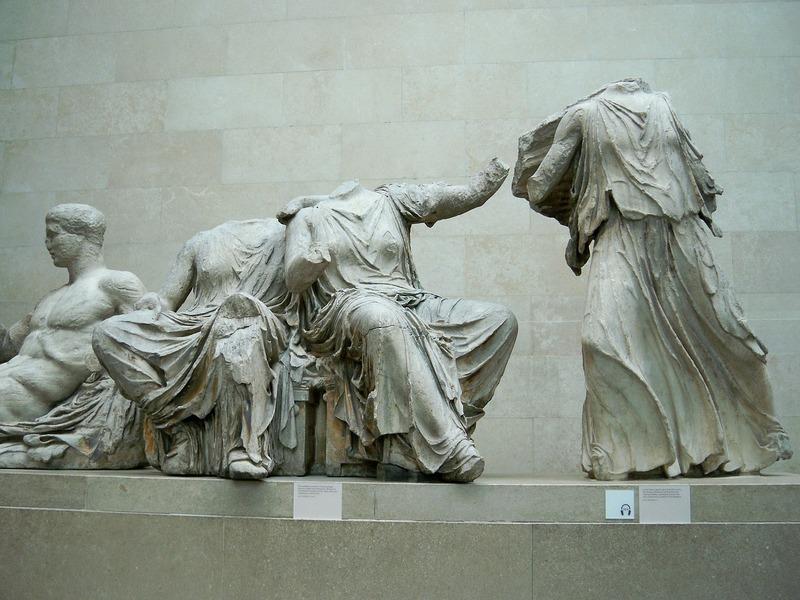 Statue di Lord Elgin ritrovate a Kythera Foto di Александр Летягин da Pixabay